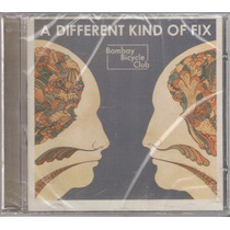 Cd Bombay Bicycle Club - A Different ( Lacrado Nacional )