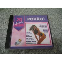 Cd - Povao 20 Super Sucessos Volume 3