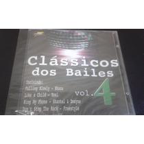 Cd Clássicos Dos Bailes 4 (lacrado Fabrica) - Freestyle