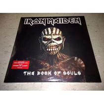 Iron Maiden - The Book Of Souls -3lp