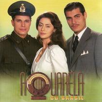 Cd Aquarela Do Brasil (2000) Minissérie Globo * Lacrado Raro