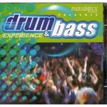 Cd Drum & Bass Experience Paradoxx Music