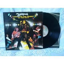 Lp Whitesnake Live...in The Heart Of The City