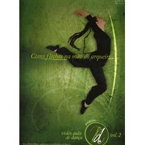 Dvd Profetas Da Dança - Vol 02 - Video Aula De Dança