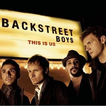 Cd - Backstreet Boys - This Is Us - Lacrado