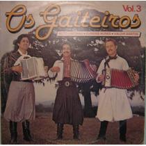 Os Gaiteiros - B.caetano/e.nunes/v.santos - Volume 3 - 1983