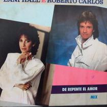 Lp - Lani Hall & Roberto Carlos - De Repente E Vinil Raro