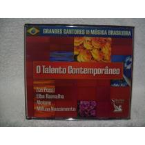 03 Cds Grandes Cantores Da Música Brasileira - Alcione, Zizi