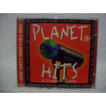 Cd Planet Hits 3- Bon Jovi, Pet Shop Boys, Shania Twain