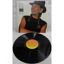 Willie Nelson Lp Nacional Usado Me & Paul 1985