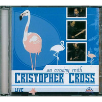 Cd Christopher Cross Lacrado! = An Evening With Cc Live 1998