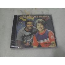 Cd João Paulo E Daniel - Amor Sempre Amor - (lacrado) - Raro