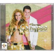 Cd Banda Calypso Eternos Namorados - Novo/lacrado