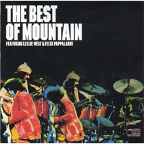 Mountain The Best Of Mountain Cd Lacrado De Fabrica (u.s.a.)