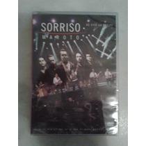 Dvd Sorriso Maroto - Ao Vivo Em Recife
