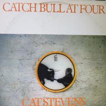 Lp - Cat Stevens - Catch Bull At Four - Vinil Raro