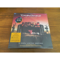 David Gilmour - Live In Gdansk Vinyl Box Set Importado