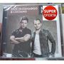 Cd Zezé Di Camargo E Luciano - Mega Hits Sony Music 2014