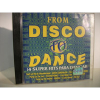 Cd Coletânea - From Disco To Dance - Dance Music Anos 90