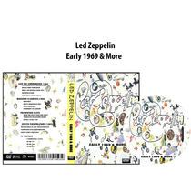 Dvd Led Zeppelin - Early 1969 & More