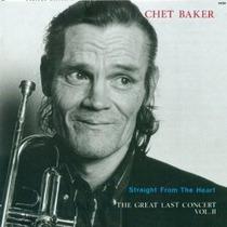 Cd Chet Baker Baker, Chet: Great Last Concert (the), Vol. 2