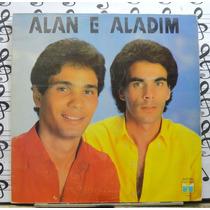 Alan & Aladim Meu Companheiro Lp Forró Sertanejo Estéreo