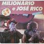 Milionário E José Rico - Trilha Sonhei Com Você (cd Lacrado)