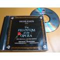 Cd The Phantom Of The Opera - Usado - Arte Som - Fantasma