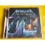 Metallica Master Of Puppets Live / Frete Grátis