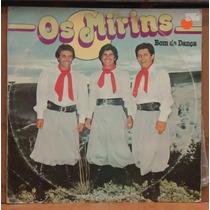 Lp (033) Vinil - Gaúchos - Os Mirins