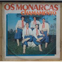Lp (033) Vinil - Gaúchos - Os Monarcas - Chamamento