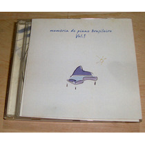 Cd Memória Do Piano Brasileiro Vol. 1 - Luiz Eça,dick Farney
