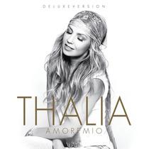 Cd Thalia Amore Mio (deluxe Edition) [import] Novo Lacrado