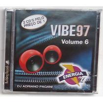 Cd Vibe 97 - Volume 6 - Duplo