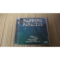 Cd Rappers Paradise 18 Gangsta Hits