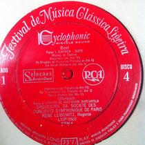Lp Vinil Festival De Musica Ligeira Bizet