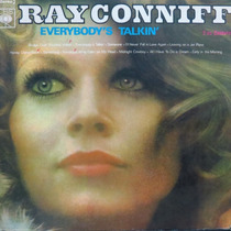 Lp - Ray Conniff - Everybody´s Talkin´ - Vinil Raro