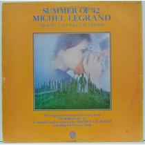 Lp Summer Of 42 (houve Uma Vez Um Verão) - Michel Legrand -