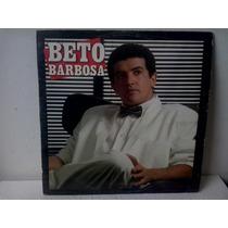 Lp Beto Barbosa 1988