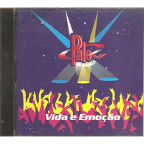 Cd Banda Palov - Vida E Emocao - Axe Music Samba Reggae