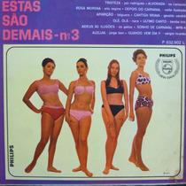 Lp - Os Gatos - Jorge Ben - Tamba Trio - Sérgio Vinil Raro