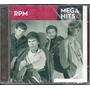 Cd-rpm Paulo Ricardo-mega Hitsl-cd Novo E Lacrado