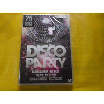 Dvd Disco Party / Videoclipes / Frete Grátis