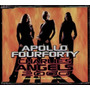 Cd-single-apollo Four Forty-charlie´s Angels 2000-3 Vesões
