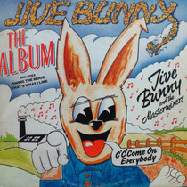 Lp - Jive Bunny And The Mastermixers The Album Vinil Raro