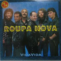 Roupa Nova Vidavida Lp Vinil Rca 1994 Com Encarte