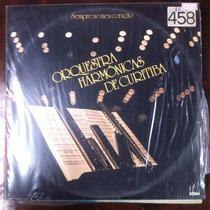 Lp Vinil Orquestra Harmonica De Curitiba Sempre No Meu Corac