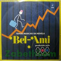 Bel - Ami Novela Internacional Da Rede Tupi De Televisão Lp