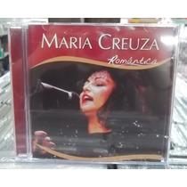 Maria Creuza Romantica 2003 Cd Original Impecavel
