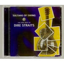 Dire Straits Cd The Very Best Of Novo, Original E Lacrado.